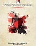 RPG Item: The Devoted Defender
