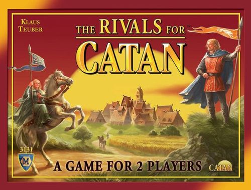 Rivals for Catan (T.O.S.) -  Catan Studios