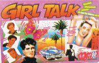 Board Game: Girl Talk