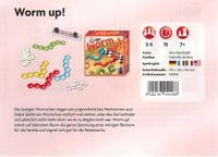 Board Game: Worm Up!