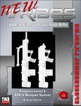 RPG Item: BlackHammer Firearms 1: BPR-8 Binary Propellant Rifle