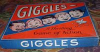 Board Game: Giggles Game of Action