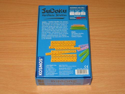 Board Game: Sudoku: Verflixte Streifen