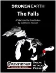 RPG Item: The Falls (Pathfinder)