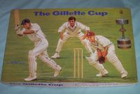 Board Game: The Gillette Cup