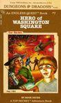 RPG Item: Book 07: Hero of Washington Square