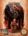 RPG Item: Bard College: College of Tall Tales