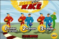 Video Game: DrawRace