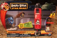 Board Game: Angry Birds: Star Wars – Darth Vader's Lightsaber Battle Game