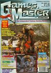 Issue: GamesMaster International (Issue 1 - Aug 1990)