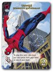 Board Game Accessory: Marvel Masterpiece Trading Card: Symbiote Spider-Man