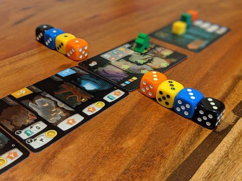 Board Game: Goblin Mountain