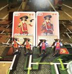 Board Game: The Three Musketeers: The Queen's Pendants