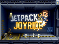Video Game: Jetpack Joyride