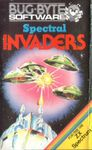 Video Game: Spectral Invaders