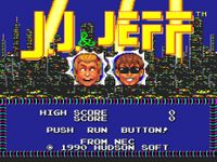 Video Game: J.J. & Jeff