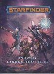 RPG Item: Starfinder Player Character Folio