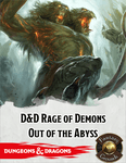 RPG Item: Fantasy Grounds: D&D Rage of Demons Out of the Abyss