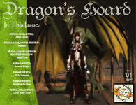 Issue: Dragon's Hoard (Issue 1 - Nov 2008)