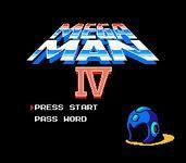 Video Game: Mega Man 4