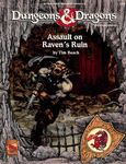 RPG Item: Assault on Raven's Ruin