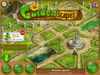 Video Game: Gardenscapes