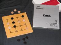 Board Game: Four Field Kono