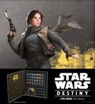 Board Game Accessory: Star Wars: Destiny – Jyn Erso Dice Binder