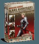 Board Game: Zombicide: Black Plague Special Guest Box – Karl Kopinski