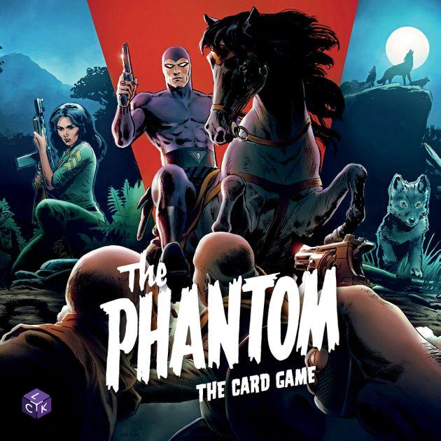The Phantom: The Card Game   Board Game   BoardGameGeek