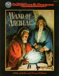 RPG Item: Wand of Archeal