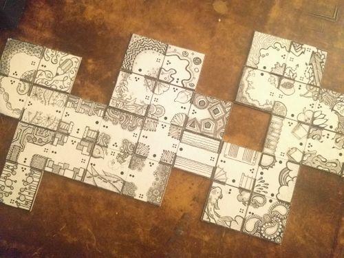 Board Game: Ambagibus