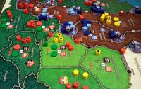Board Game: Andean Abyss
