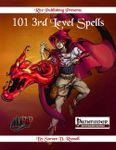 RPG Item: 101 3rd Level Spells (Pathfinder)