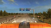 Video Game: Euro Truck Simulator 2 - Italia