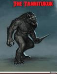RPG Item: Forbidden Bestiary: The Tannitukuk