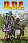 RPG Item: D. D. F.: Drama Dice Fantasy