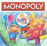 Board Game: Monopoly: McDonald's Happy Meal