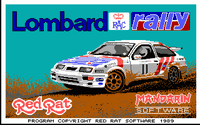 Video Game: Lombard RAC Rally