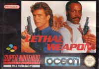 Video Game: Lethal Weapon