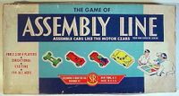 Board Game: Assembly Line