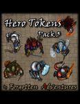 RPG Item: Hero Tokens Pack 3