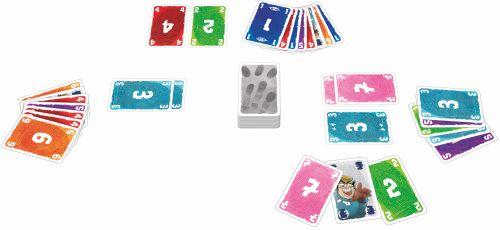 Board Game: Gier
