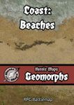 RPG Item: Heroic Maps Geomorphs: Coast: Beaches