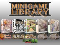 Family: Series: Minigame Library (Level 99 Games)