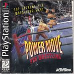 Video Game: Power Move Pro Wrestling