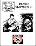 RPG Item: Chance Encounters III