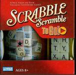 Board Game: Scrabble Scramble
