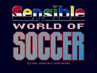 Video Game: Sensible World of Soccer