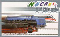 Board Game: Höchste Eisenbahn